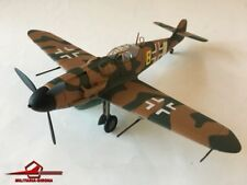 "FRANKLIN MINT ARMOUR B11B599 MESSERSCHMITT BF109G LUFTWAFFE G-6 ""YELLOW 8"" 1:48"