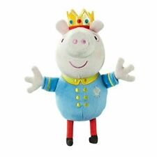 Peppa Pig - PRINCE PLUSH GEORGE - Once Upon A Time Beanie - NEW