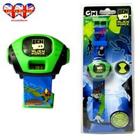 Ben10 Watch With Projector,Children Watch,Projector Watch,Official Licensed