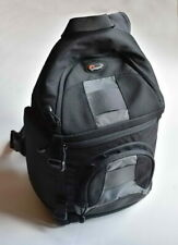 Lowepro Slingshot 200 AW negro, hermosa