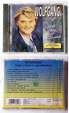 WOLFGANG - I hab´ ein Herz zu verschenken .. 1993 Koch CD OVP/NEU