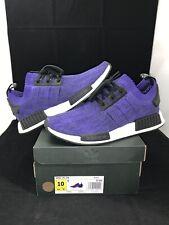 ADIDAS NMD R1 PK PrimeKnit Originals Boost Purple Men Shoes 10 B37627