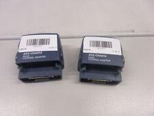 Fluke DTX1800 Dtx Analizador De Cable, juego de adaptadores para clase F GG45 Canales