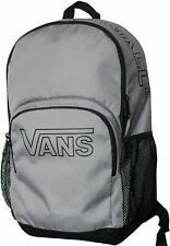 Vans Alumni Pack Backpack 3-B $55 Grey Black