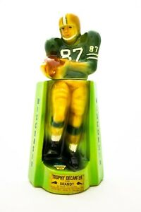 1970 Green Bay Packers #87 Halliburton Decanter *Used but great condition!