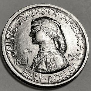 1921 MISSOURI COMMEMORATIVE 2X4 GEM  BU+. #1
