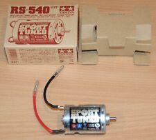 Tamiya 53068 RS-540 Sport Tuned Motor, Silver (DT02/DT03/TA02/TT01/TT02/M05/M07)