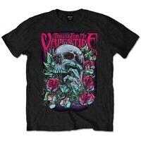 Bullet For My Valentine 'Skull Red Eyes' T-Shirt - NEW & OFFICIAL!
