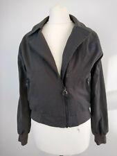 Womens Adidas Respect Me Cotton Blend Coat Jacket  Size UK 10 EU 38