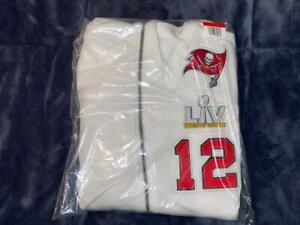 Tom Brady Super Bowl 55 LV Media Day Diamond Hoodie Nike Tampa Bay Buccaneers L