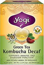 Green Tea Kombucha, Yogi Tea, Regular