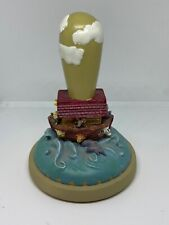 Brown Bag Cookie Press Stamp Art RETIRED 1995 Noah's Ark No 30 Water Dove Clouds