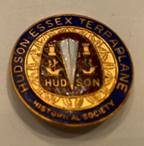 Hudson Essex Terraplane Pin