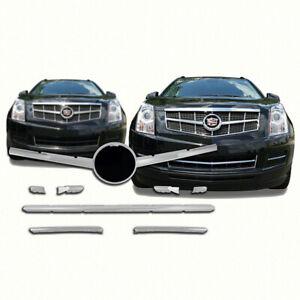 2010-2012 Cadillac SRX Chrome Plastic Grille Insert CCI # GI/106 BRAND NEW