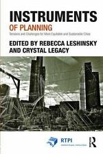 RTPI Library: Instruments of Planning : Tensions and Challenges for More...