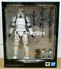 BANDAI S.H.Figuarts STAR WARS STORMTROOPER (A NEW HOPE) ACTION FIGURE