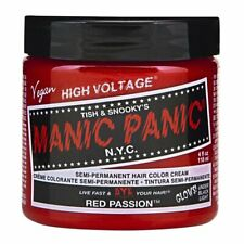 Manic Panic Red Passion Classic Cream 118ml