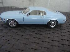 1:18 Scale Ford Mustang  Diecast Model Car 1970 Mustang Fastback