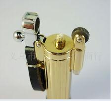 1PC metal kerosene lighter old style collectible rare