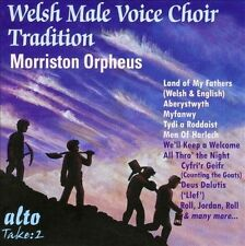 Welsh Male Voice Choir Tradition (CD, Jun-2012, Alto)