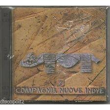 Compagnia Nuove Indie AVITABILE NIDI D'ARAC NOVALIA AGRICANTUS 2 CD 1999 SEALED