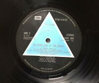 pink floyd dark side of the moon UK 1973 this issue has misprinted labels- RARE