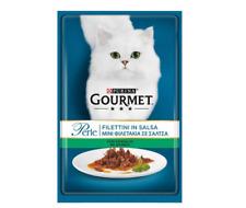 Purina Gourmet Perle Chefs Mini Fillets Rabbit in Gravy Cat Food 85g