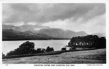 R146548 Coniston Water and Coniston Old Man. Chadwick. RP