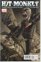 HIT-MONKEY (2010) #2 MARVEL COVER A 1ST PRINT  HULU ANIMATED SHOW