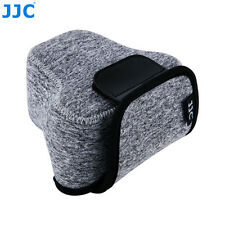 JJC Ultra Light Camera Pouch Bag Case for Canon M M2 M3 M10+18-55mm/15-45mm Lens