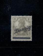 Z89) Danzig Mi nr 32 (500,00) opdruk maakwerk