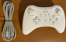 Official Nintendo Wii U Pro Wireless Controller - White