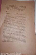COPIA DELL ISTRUMENTO PER NOTAR VITO SARLO DI SALERNO DEL 2 AGOSTO 1794 Faiano