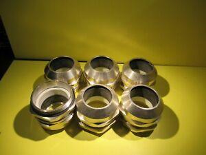 Kabelverschraubungen Syntec® Messing M50x1,5 mit Lamellentechnik