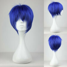 Ladieshair Cosplay Perücke Arcana Famiglia - Nova Blau 30cm