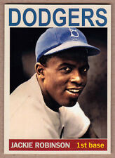 Jackie Robinson '47 Brooklyn Dodgers Monarch Corona Private Stock #24