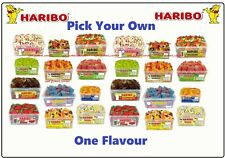 Haribo  🍭Sweet 🍭 Pick Your Own One Flavour