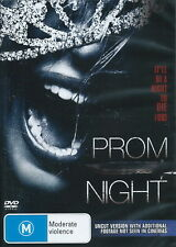 Prom Night - Crime / Violence / Thriller / Horror - Brittany Snow - NEW DVD