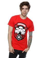 Stormtrooper Herren-T-Shirts aus Baumwollmischung mit Motiv