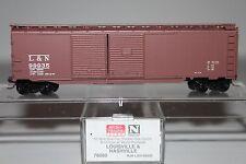 N Scale MTL 78080 Louisville & Nashville 50' Double Door Boxcar 99935