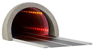 Viessmann 5098 Straßentunnel modern, mit LED Spiegeleffekt + Tiefenwirkung, H0