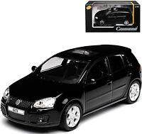 VW VOLKSWAGEN GOLF GTI 1:43 Car Model Die Cast Metal Models Miniature Toy Black