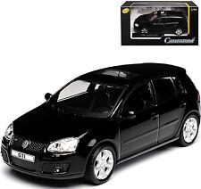 VW VOLKSWAGEN GTI 1:43 Car Model Die Cast Metal Cars Models Miniature Toy Black