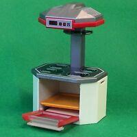Playmobil Puppenhaus Wohnküche Kocherd mit Backofen aus 4288 #3-664