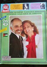 Point de Vue 29/10/1982; Diana dicte la mode d'Angleterre/ Naissance en Jordanie