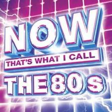 Various Artists : Now That's What I Call the 80s CD (2007)