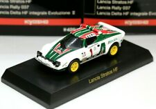 New ListingKyosho 1/64 Fiat & Lancia Collection Lancia Stratos Hf Rally 1973 No.1