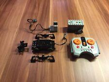 Lego 10254. 7939   3677    60052 RC Motor Sensor Batteriebox Und Fernbedienung