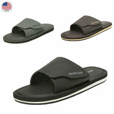 Mens Athletic Slides Beach Sandals Outdoor Indoor Casual Sandals Summer Slippers