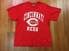 Vintage 90s Bike Mens Cincinnati Reds Shirt Sz M Single Stitch MLB Baseball